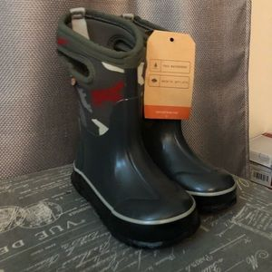Bogs-Toddler Rainboots-NWT